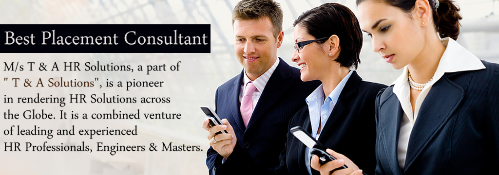 job consultants in Ludhiana